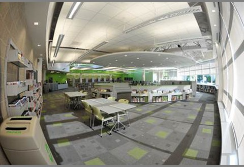 Deanwood Recreation Community Center & Library